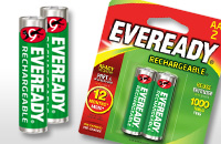 EVEREADY Rechargeable® FAQs