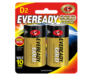 EVEREADY Gold® D​