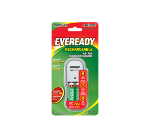 EVEREADY Rechargeable® Battery Charger​​​​​
