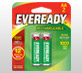 EVEREADY Rechargeable® AA​​​