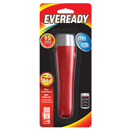 EVEREADY® LED Value Flashlight (2AA)
