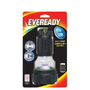 ​EVEREADY® LED 2 in 1 Light