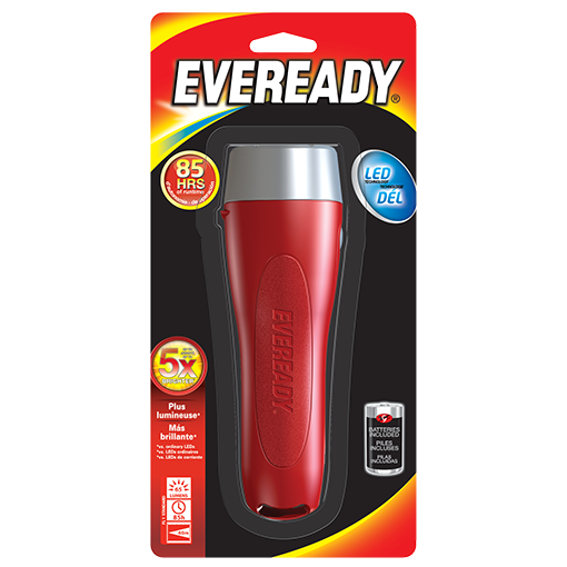 EVEREADY® LED Value Flashlight (2D)​